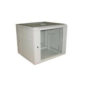 CATlink Wallmount cabinet 9U, double section, 600x550mm, grey RAL 7035 (CL-WD19 9U/550) jetztbilligerkaufen