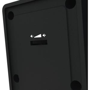 Audiozubehör - Hama Sonic LS 208 Lautsprecher für PC Schwarz (00173134)  - Onlineshop JACOB Elektronik