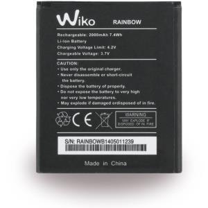 Wiko - Li-ion Akku - Rainbow - 2000mAh