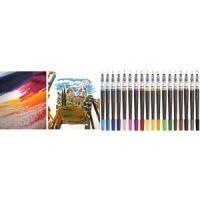 PentelArts Nachfüllpatrone Colour Brush, schwarz für Aquarellpinsel GFL (FR-101)