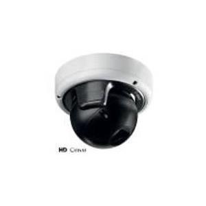 Bosch FLEXIDOME starlight HD 720p60 RD NDN-733V09-P - Netzwerk-Überwachungskamera - Kuppel - Außenbereich - staubdicht/wasserdicht/vandalismusresistent - Farbe (Tag&Nacht) - 1,4 MP - 1280 x 720 - Automatische Irisblende - verschiedene Brennweiten - Audio
