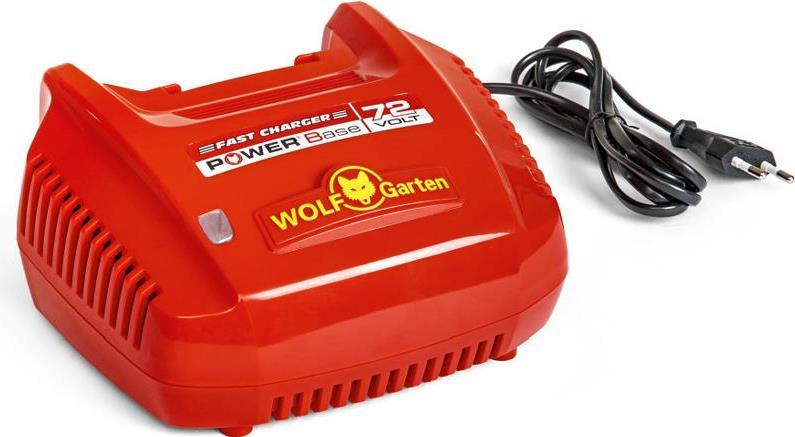 WOLF-Garten POWER BASE 72 V. Energiequelle: AC....