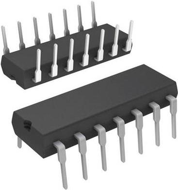 Texas Instruments Schnittstellen-IC - Empfänger SN75182N 0/2 PDIP-14 (SN75182N)