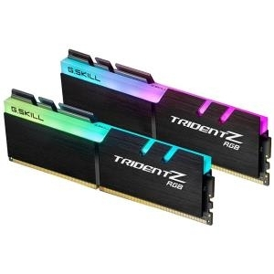 G.Skill TridentZ RGB Series - DDR4 - 16 GB: 2 x 8 GB - DIMM 288-PIN - 4133 MHz / PC4-33000 - CL19 - 1.35 V - ungepuffert - nicht-ECC (F4-4133C19D-16GTZR)