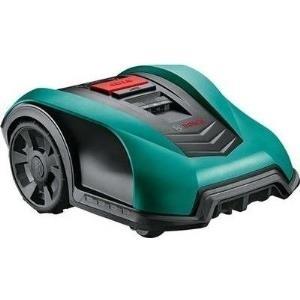 Gartengeräte - Bosch Indego 350 Robotik Rasenmäher schnurlos 2,5 Ah 19cm 7,5 kg (06008B0000)  - Onlineshop JACOB Elektronik