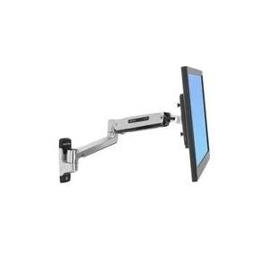 Ergotron Monitor-Wandhalterung 25,4cm (10 ) - 106,7cm (42 Neigbar+Schwenkbar, Rotierbar LX Sit-Sta jetztbilligerkaufen