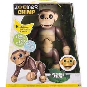 Spin Master Spielzeug Roboter Zoomer Chimp (603...