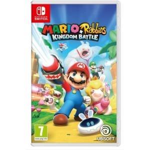 Nintendo Mario + Rabbids: Kingdom Battle Collectors Edition - Switch Sammler Videospiel (300093178) - broschei