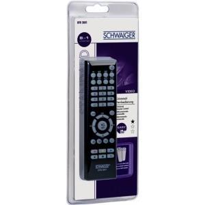 Schwaiger UFB3801 031 - IR Wireless - Schwarz -...