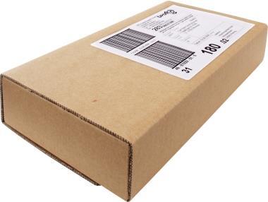 Ratioform Fixierverpackung Quicksnap QS27 200x150x60mm br (QS27)