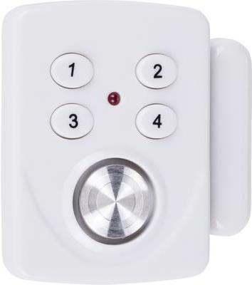 Smartwares SC33 Weiß Sicherheitsalarmsystem (SC33)