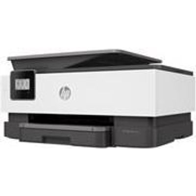 HP OfficeJet 8012 Multifunktionsdrucker Scanner Kopierer WLAN (1KR71B#BHC)