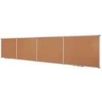 Endlos-Pinnboard, Kork, Erweiterung, 90x120 cm, quer jetztbilligerkaufen