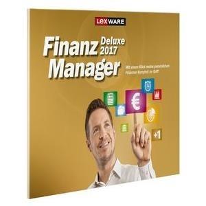 Lexware FinanzManager Deluxe 2017 (FFP) Win CD-ROM in frustfreier Verpackung jetztbilligerkaufen