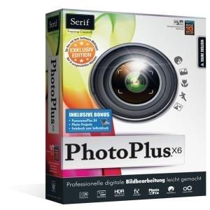 ESD / Serif PhotoPlus X6 / Deutsch / Windows / ...