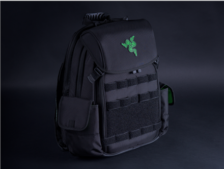 Razer Tactical Backpack - Notebook-Rucksack - 35.6 cm (14) - Schwarz