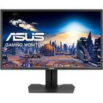 "ASUS MG279Q - LED-Monitor - 68,6 cm (27"") - 2560 x 1440 QHD - IPS - 350 cd/m2 - 1000:1 - 4 ms - 2xMHL, DisplayPort, Mini DisplayPort - Lautsprecher - Schwarz (90LM0103-B01170)"