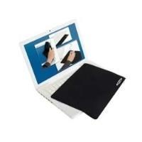 Ednet 7,60cm (3) 1Notebook Protector Pad - Mauspad - Schwarz