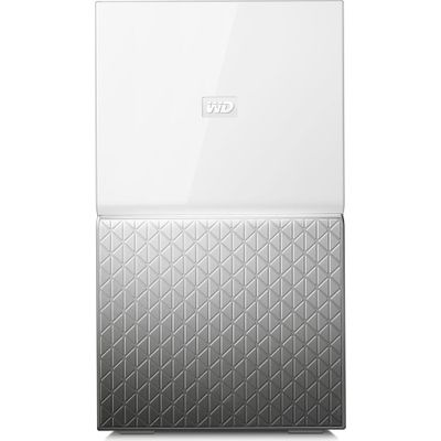 WD My Cloud Home Duo WDBMUT0120JWT (WDBMUT0120JWT-EESN) (Bild #1)