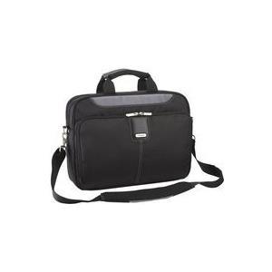Computertaschen - Targus Transit Toploading Case Notebook Tasche 35.8 cm (14.1) Grau, Schwarz  - Onlineshop JACOB Elektronik