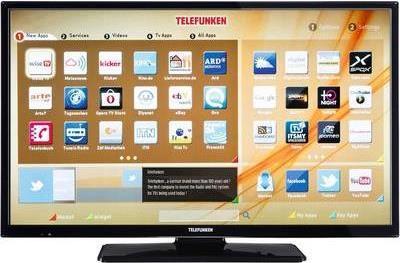 Telefunken B39F545B - 99 cm (39) Klasse LED-TV ...
