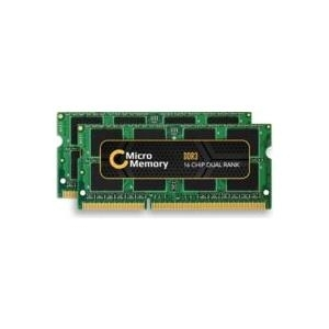 MicroMemory 4GB (2 x 2GB) DDR3 1333MHz SO-DIMM ...