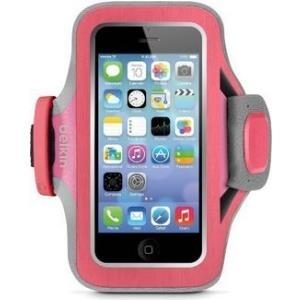 Belkin Slim Fit Armband - Arm Pack für Mobiltelefon - für Apple iPhone 5 (F8W299vfC01)
