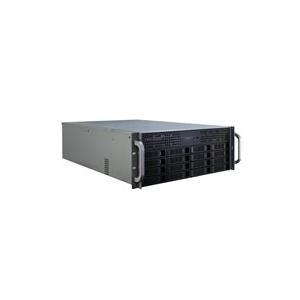 Inter-Tech IPC 4U-4416 - Rack - einbaufähig - 4...