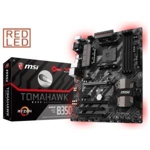 Mainboards - MSI B350 Tomahawk Mainboard Sockel AM4 ATX HDMI, DVI, VGA, DDR4 (7A36 002R)  - Onlineshop JACOB Elektronik