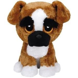 Ty Brutus - Boxer Hund, 24cm (7137053)