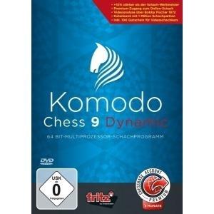 Komodo 9 Dynamic (PC) - broschei