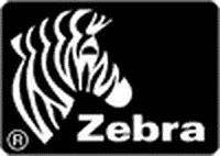 Zebra High-Performance - 1 - Schwarz - 110 mm x...