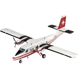 Revell DHC-6 Twin Otter Swisstopo - 1:72 - Mont...