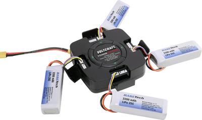 VOLTCRAFT Modellbau-Ladegerät 12 V, 32 V 5 A V-...