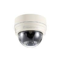LevelOne FCS-3081 - Netzwerkkamera - Kuppel - A...