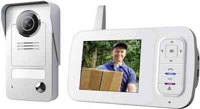 Sicherheit & Schutz Smart Wireless Wifi Sicherheit Eye Türklingel Visuelle Aufnahme Remote Home Monitor Nachtsicht Video Intercom Anruf Türklingel Guter Geschmack Türklingel