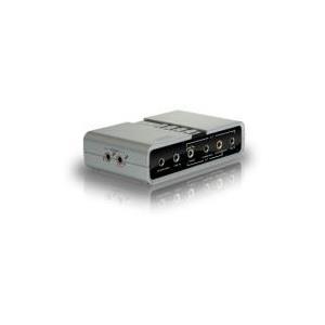 Sweex 7.1 external USB sound card - Soundkarte ...