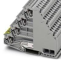 Phoenix Contact Installationsetagenklemme ST 4-PE/3L Grau 50 St. - broschei