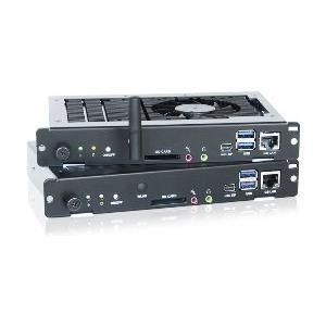 Multiroom, Media Streaming - NEC OPS Slot in PC Model B Digital Signage Player Intel Core i3 RAM 8GB Festplatte 128GB kein OS Schwarz (100014461)  - Onlineshop JACOB Elektronik