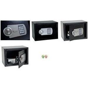 phoenix Einbruchschutz-Tresor COBRA 20EL schwarz, für Wertgegenstände und Bargeld, empfohlen - 1 Stück (20EL) jetztbilligerkaufen