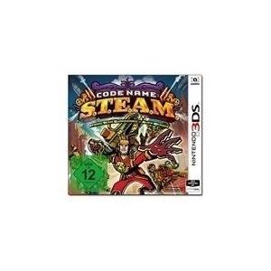 Nintendo NIN Code Name S.T.E.A.M. 12 3DS (2229740)