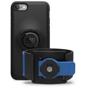 Taschen, Hüllen - Quad Lock QLK ARM IP7 47 Armbandbehälter Schwarz Blau Handy Schutzhülle (QLK ARM IP7)  - Onlineshop JACOB Elektronik