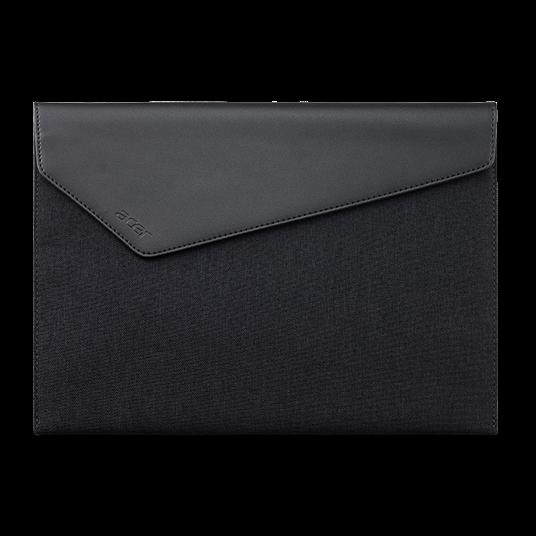 Acer - Schutzhülle für Tablet - Kunstleder, Gewebe - Grau - für Aspire Switch 10, 10 E, 10 V, Aspire Switch V 10, One 10, Switch One 10, Switch V 10