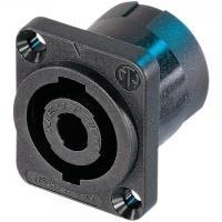 Neutrik Lautsprecher-Steckverbinder Flanschbuchse, Kontakte gerade Polzahl: 4 Schwarz NL4MP-ST 1 S jetztbilligerkaufen
