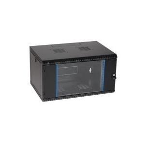 EFB Elektronik 691704TS.1 Wandverteiler 4U Schw...