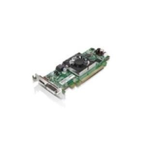Lenovo AMD Radeon HD 7450 - Grafikkarten - Radeon HD 7450 - 1 GB DDR3 - PCIe 2.0 x16 Low-Profile - DVI, DisplayPort - für ThinkCentre M73 (MT, SFF), M79 (0B47389)