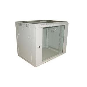 CATlink Wallmount cabinet 9U, 600x450mm, grey RAL 7035 (CL-W19 9U/450) jetztbilligerkaufen