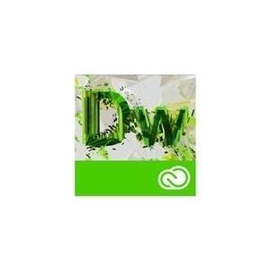 Adobe Dreamweaver CC - Abonnement-Lizenz - 1 Be...