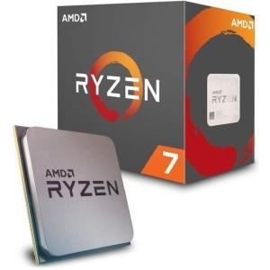 AMD Ryzen 7 1700 - Octa-Core 3.0GHz / Boost 3.7 GHz - Sockel AM4 - boxed, mit Lüfter (YD1700BBAEBOX)