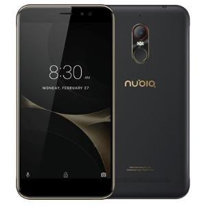 Nubia N1 Lite - Smartphone Dual-SIM 4G LTE 16GB microSDHC slot GSM 5.5 1,280 x 720 Pixel (267 ppi (Pixel pro )) IPS RAM 2GB 8 MP (5 Vorderkamera) Android Schwarz/Gold (NX597J) - broschei
